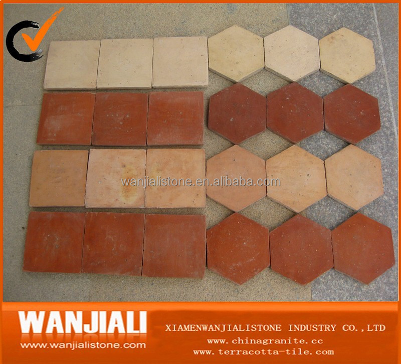 hexagonal terracotta tile hexagonal terracotta tile suppliers and at alibabacom