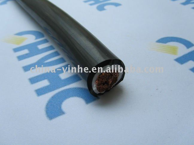 Black Welding Cable 35mm3