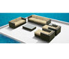 Outdoor lounge furniture modern sofa sets outdoor couches