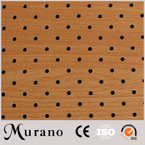 strongest Sound Shield Acoustic mdf wooden grooved acoustic panel