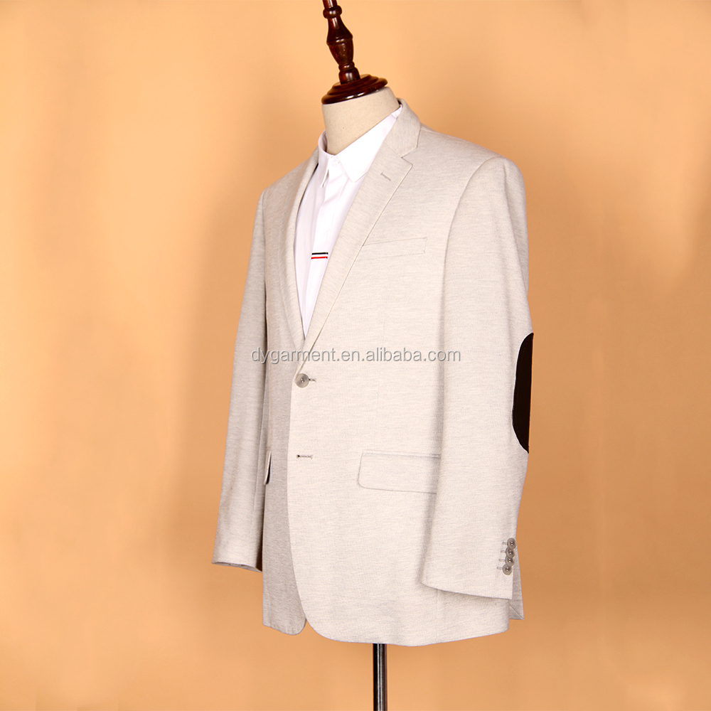 Bespoke Suit Dress Sample Formal Tailor Made Slim Fit Suits For Men in Italy