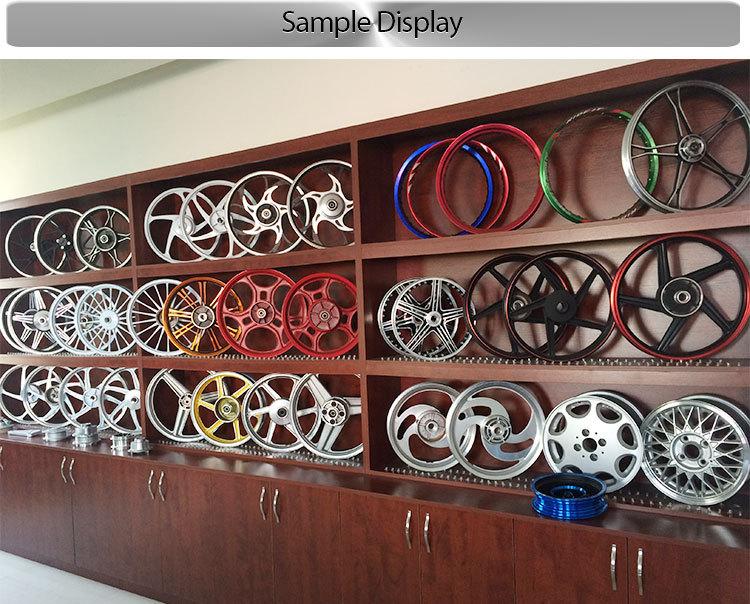 Indian Bullet Motorcycle Alloy Wheels