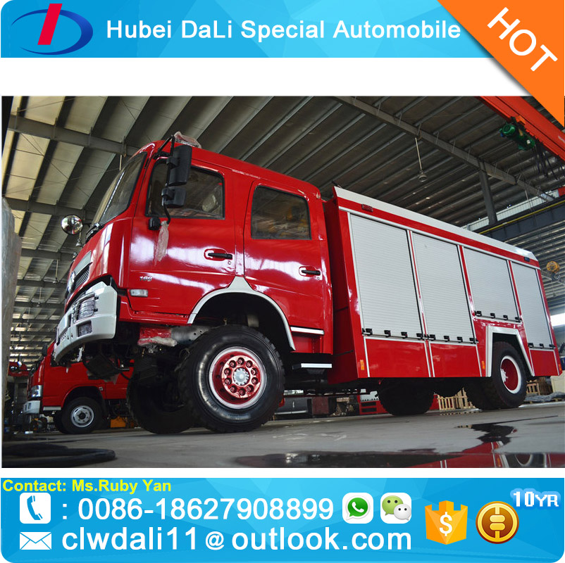 Best Seller 60m Full Angle Fire Fighting Truck