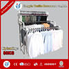 wall mounted clothes hanger rack round rotating clothes rack