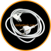 AC Power Adapter Extension Wall Cord Cable For MacBook Pro EU Plug from Dailyetech