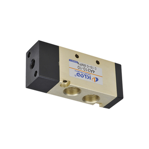 2 Position 5 Way Pneumatic Solenoid Valve 4A120-06