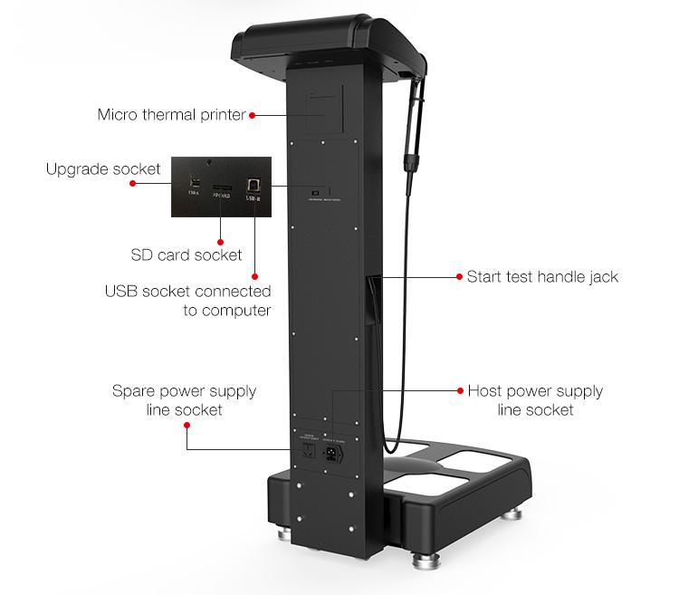 Best price professional body composition analyzer
