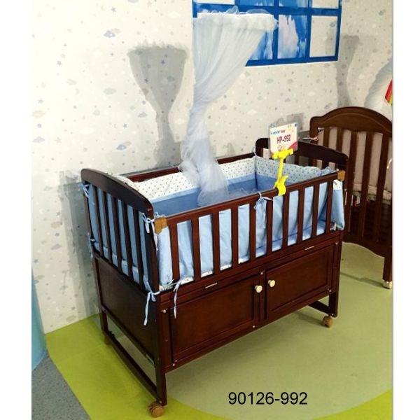 Tempat Tidur Kayu Baru Lahir Bayi Tempat Tidur Tempat Tidur Bayi