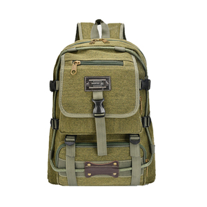 High quality back packs bags softback type stylish men canvas latest school bags