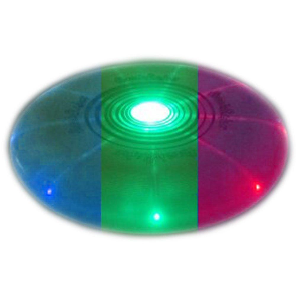 frisbee ledfan mini panda up item flying asp aircraft flashing ball helicopter led disco light fan hand amazing