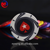 Poker Chips Set 9pcs with Value 10g Ceramic Chips Tour Fancy Professional Casino Chip