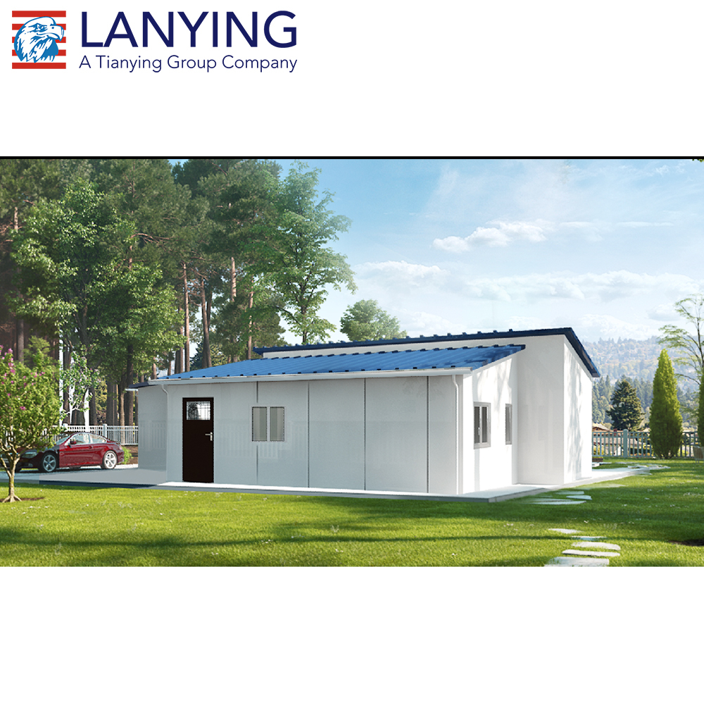 china supply Newly Designed fast building quick assembly prefab house tiny house