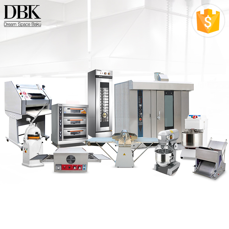 Factory price!!!DBK Bakery Equipment Prices Commercial Electric Bread Baking Machine