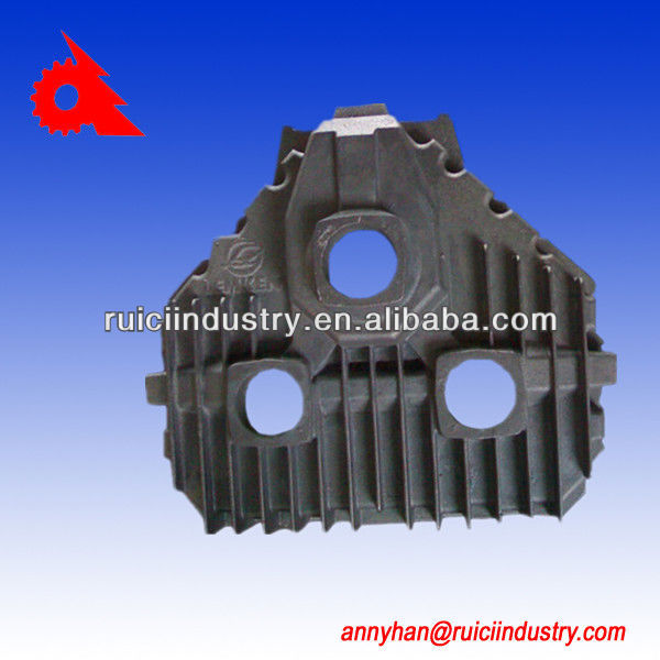 farm tractor gear box housing grey cast iron