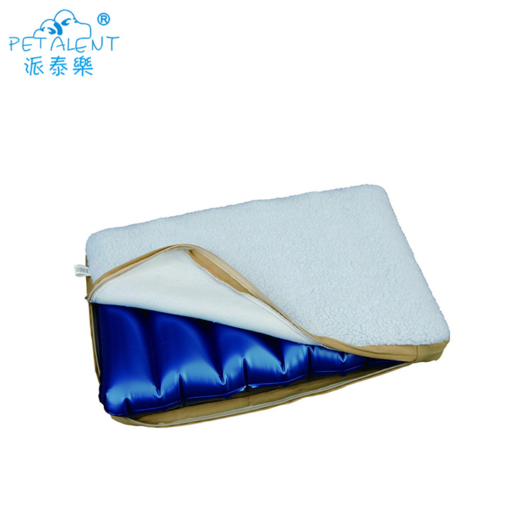 Customized Inflatable foldable pet dog bed,waterproof dog bed