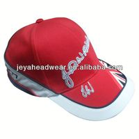 band fitted hats