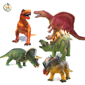 3D Plastic Educational Toys Collection Animal Dinosaur Model
