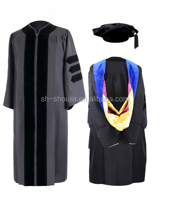 Unique Cap And Gown Hood Ensign - Top Wedding Gowns ...