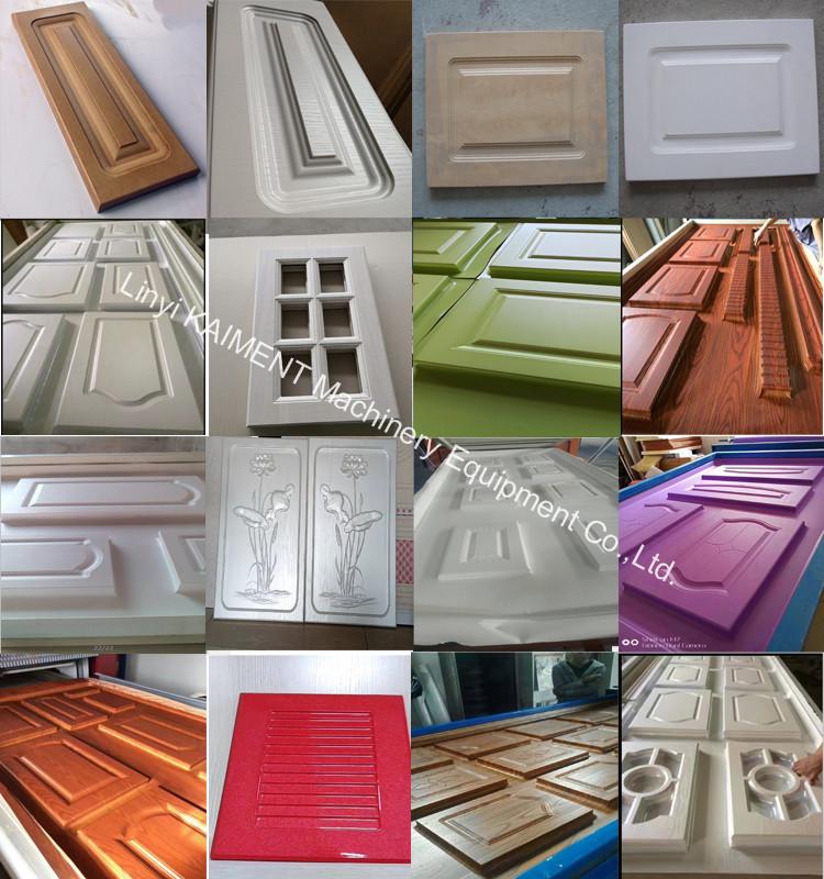 Baik Dicetak Pola PVC Membran Tahan Air untuk Furniture dan Dekorasi Interior