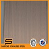 kitchen cabinet elevator cabin hairline stainless steel sheet manufacturers