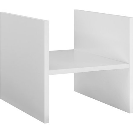 Better Homes and Gardens White H Cube Storage Shelf, set of 2