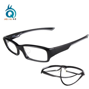 World Population fashion TR90 material optical glasses