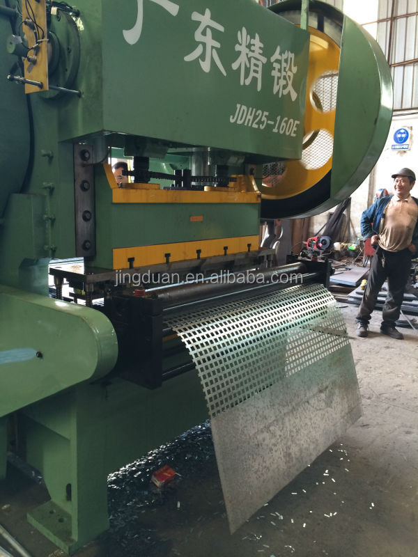 Stainless steel perforating machine/Galvanized steel perforating machine/Sheet metal perforating machine