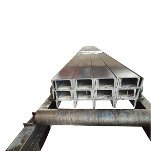 Galvanized Hot Rolled Q235 c steel channel price per kg c Channel