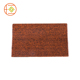Different types durable hand tufted non-slip bathroom pvc floor mat