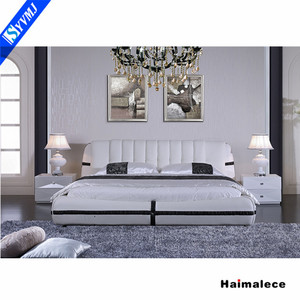 American style queen king size bed