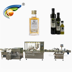 18 years factory Olive oil filling machine,6 nozzles filling capping machine