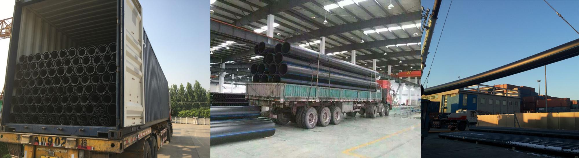 Sdr21 Pe Pe ท่อ Tee Joint ไฟฟ้าอุปกรณ์