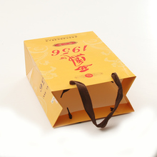Dd6462 Gold Stamping packaging bag