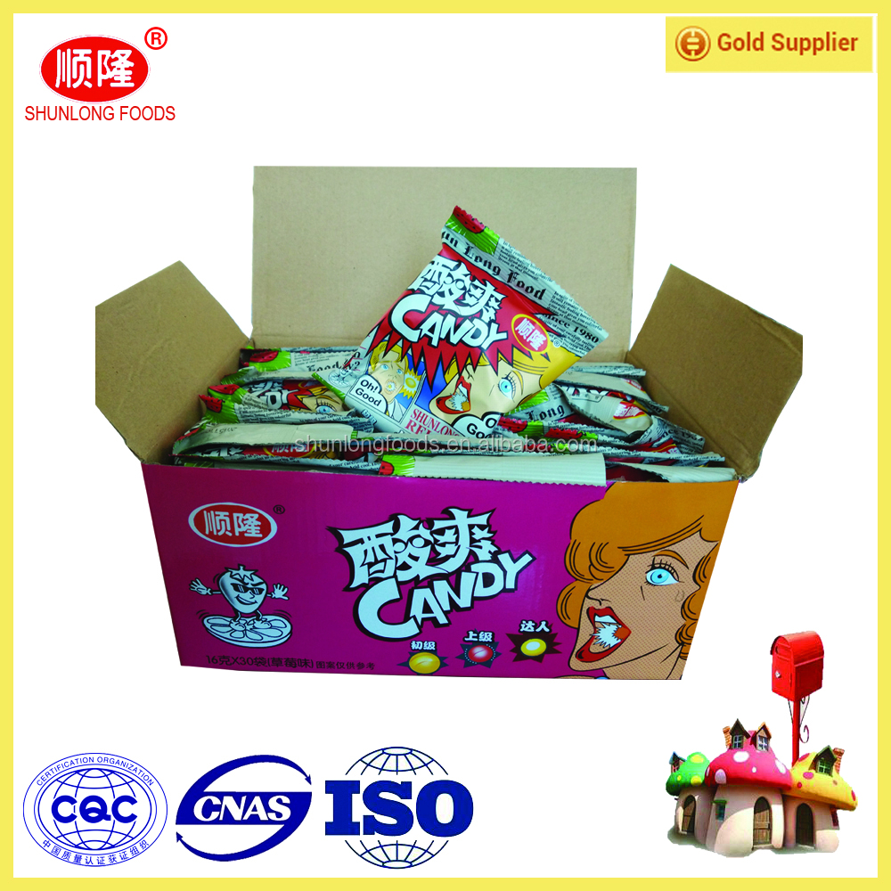 Snack Foods !!!HALAL DROP CANDY MIX, SOUR AND SWEET HARD CANDY