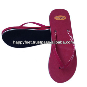 a6c7c7bfdc86cf Happyfeet Orthoflops Women Injection Slipper - Buy Women Injection ...