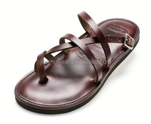 OEM leather sandals