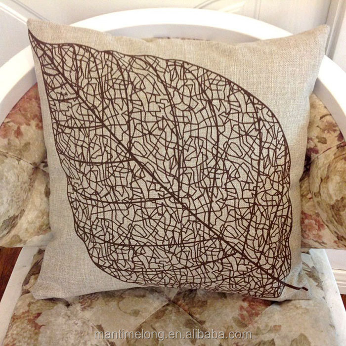 Sofa Cushion Cover Pillow Cover With Zipper Buy Sofa Cushion Cover Pillow C