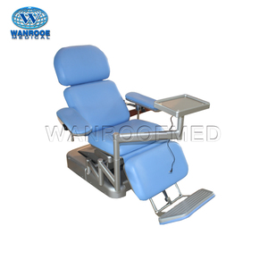 BXD107 Medical Furniture Luxurious Electric Dialysis Hospital Blood Donation Chair