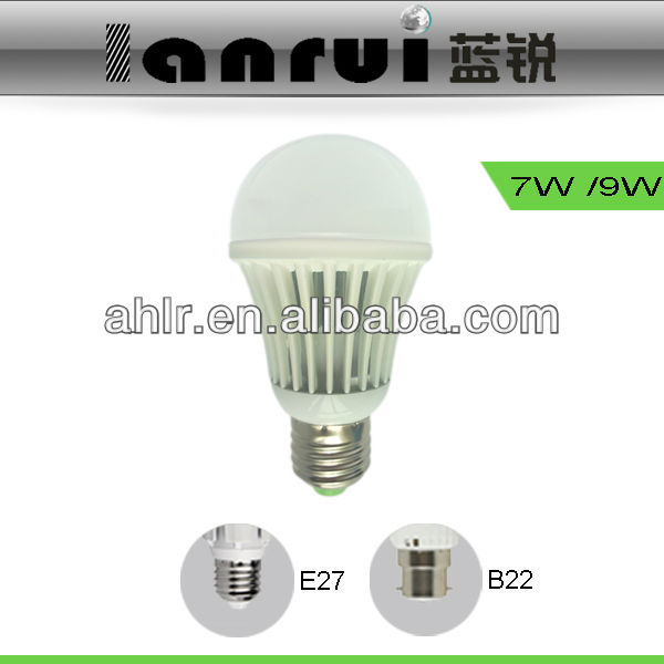 professional after-sale policy 9w led high bulb <strong>e27</strong>
