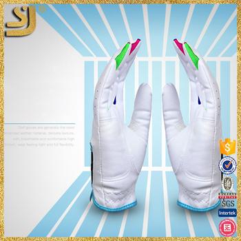 Custom Golf Rugged Wear Kids Gloves