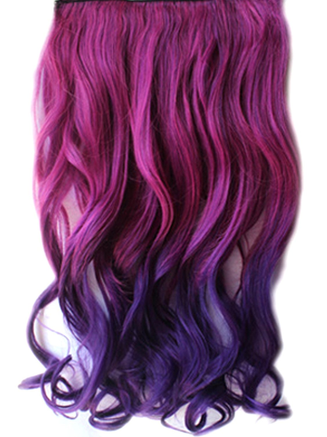 Buy Hgzs New Style One Piece Long Curlcurlywavy Synthetic Thick