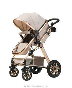 2017 seebaby stroller with adjustable height seat