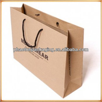 Paper Ping Bag Craft Raw Materials Of