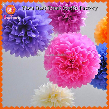 Paper Decoration Balls Best How To Make Paper Flower Balls Paper Garland Wedding Decorations Review
