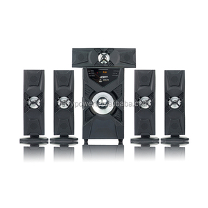 Best Selling Active 5 1 Home Theater System Amplifier Module Home Speaker  For Home Theater With Kicker Subs