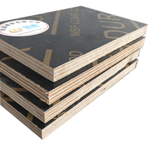 18mm waterproof marine plywood for form concrete
