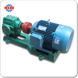 Hengbiao asphalt gear pump lubricate external ZYB coal tar heavy oil slag industrial use zetar pump