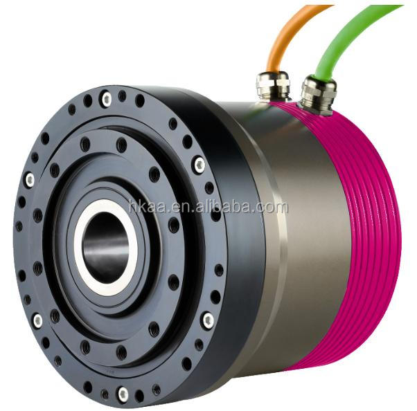 ISO9001 certificated high precision steel harmonic drive gear supplier