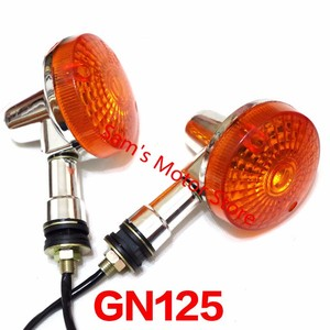 HJ125-8 GN250 GN125 Front Rear Motorcycle Indicators Turn Signal Lights