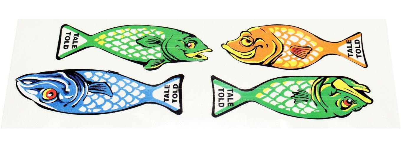 Fish Tales Pinball Machine Plastic Set 5 Piece Protector Set PETG Laser Cut